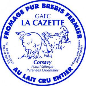 Gaec La Cazette fromage fermier